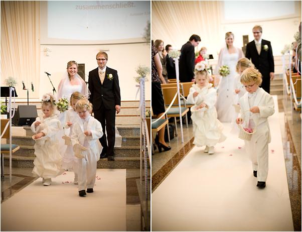 Hochzeit bei Köln