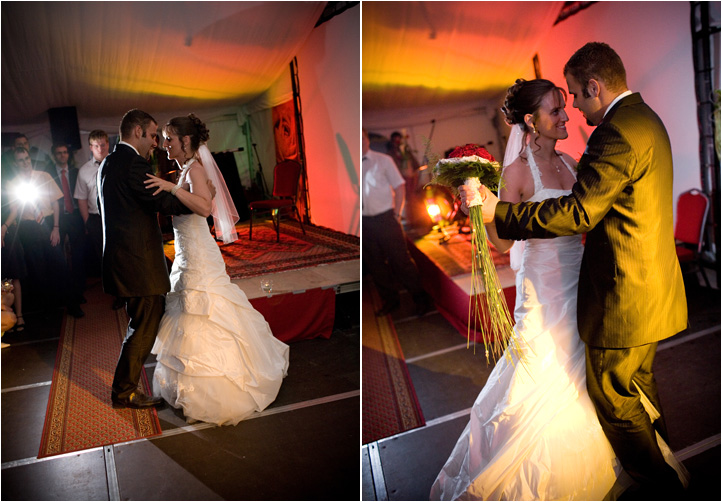 Burg-Hochzeit